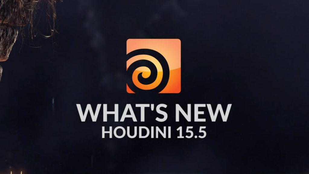 SideFX Houdini 15.5 is released !